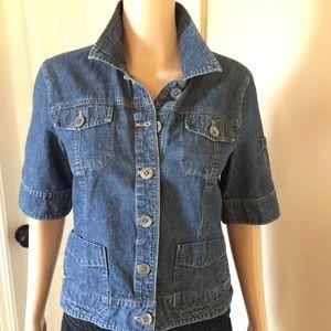 Harold's Denim Blue Jean Jacket